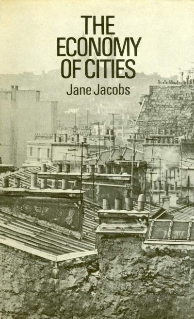 La economía de las ciudades, Jane Jacobs