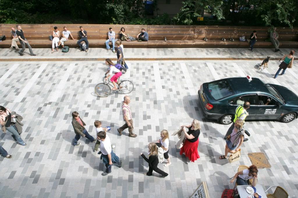 Walkable Street by Jan Gehl