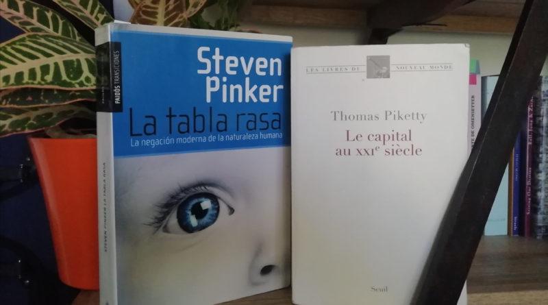 Piketty Pinker