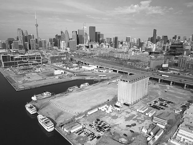 Terrenos de Toronto Tomorrow